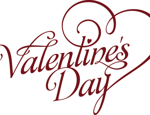 Happy Valentine's Day! A Personal Note from Mike Spreckelmeier