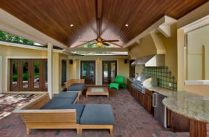 Outdoor Kitchen Remodel in Fort Myers