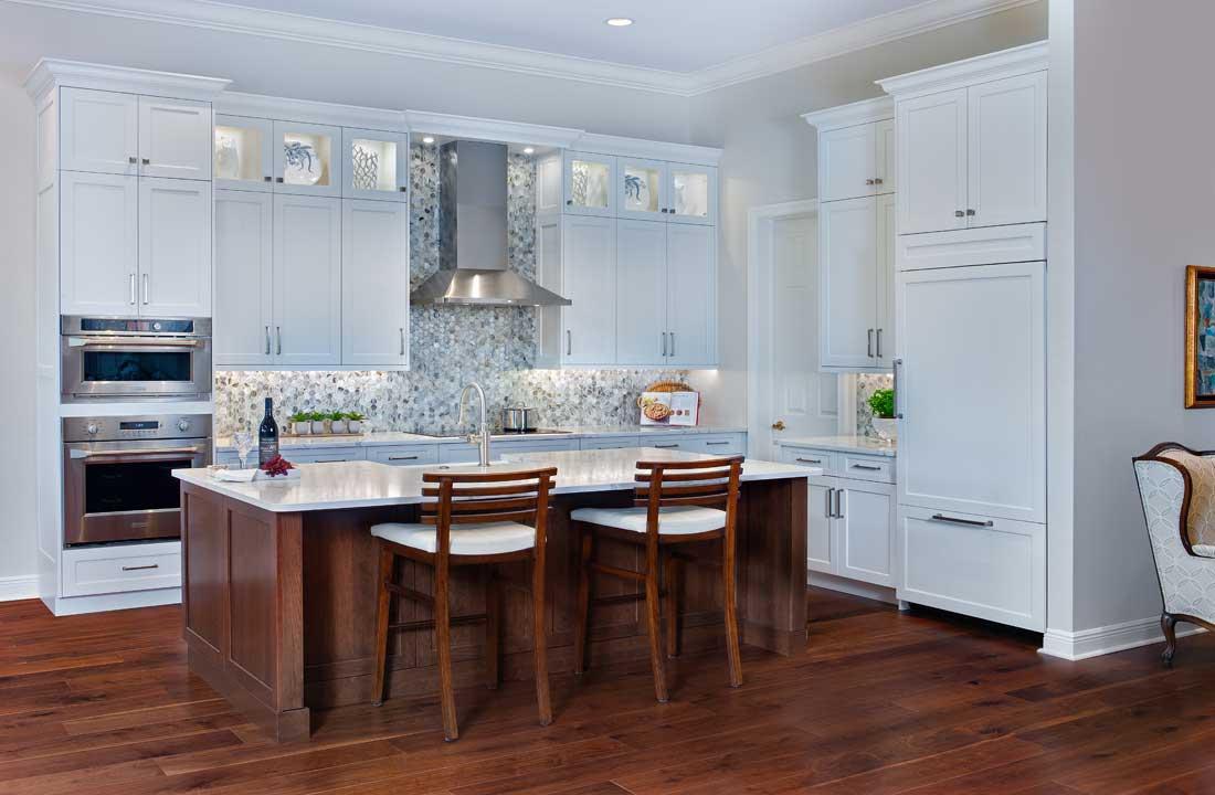 Bonita Springs Transitional Kitchen