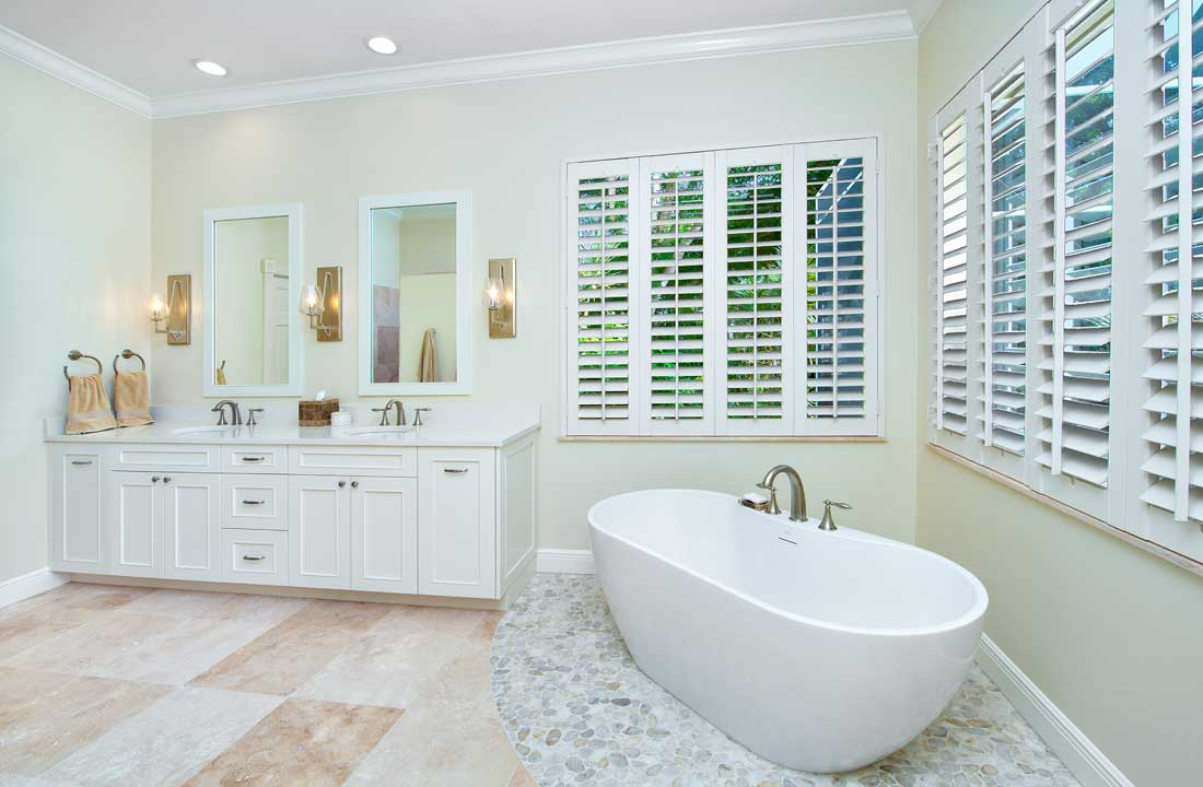 Master Bathroom Remodel in Bonita by PDB