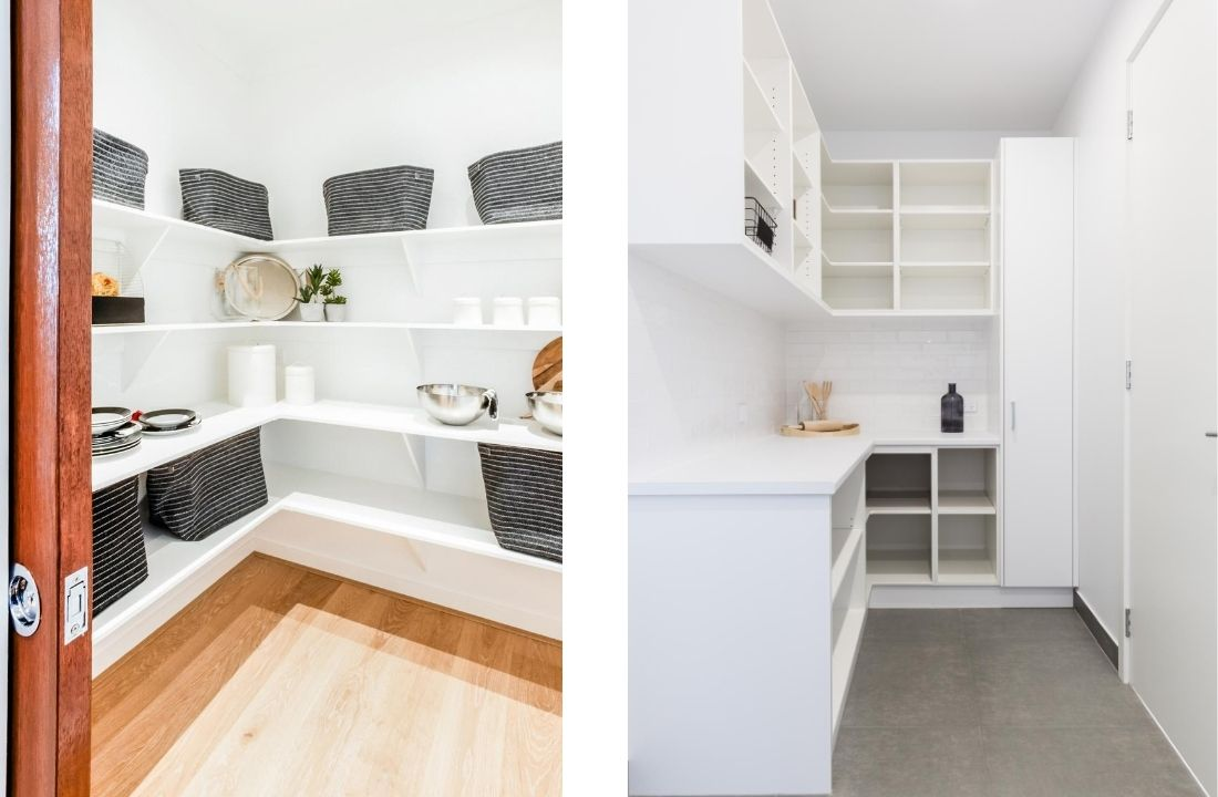 All You Need To Know To Create The Ultimate Walk In Kitchen Pantry